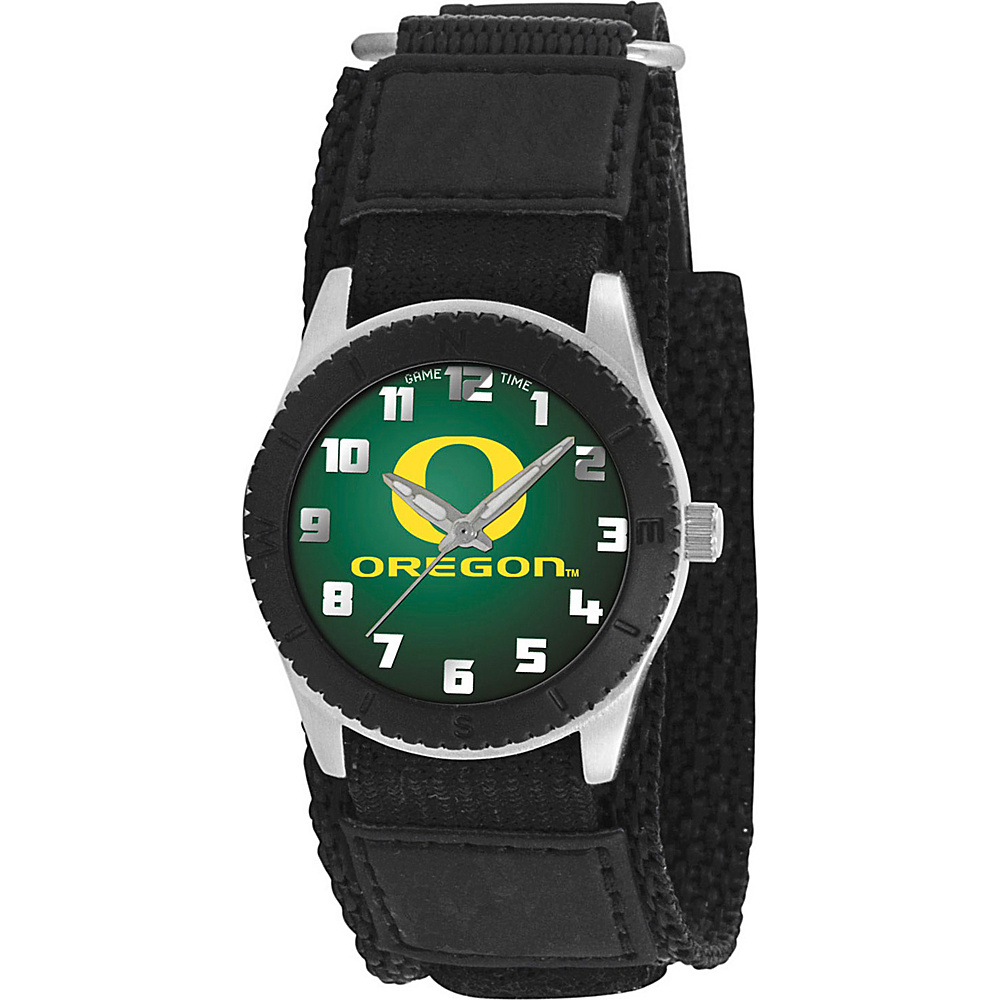 Game Time Rookie Black - College Oregon Ducks Black - Game Time Watches