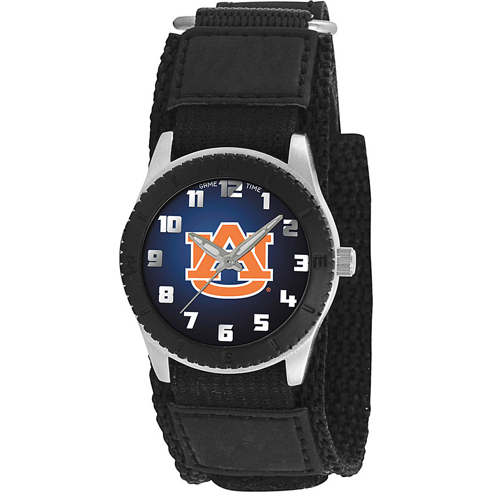 Game Time Rookie Black College Auburn Tigers Black Game Time Watches