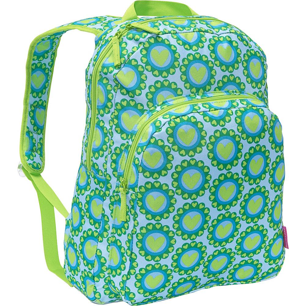 Miquelrius Agatha Ruiz de la Prada Knapsack - Heart - Backpacks, Everyday Backpacks