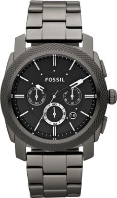 Fossil Machine - Gunmetal