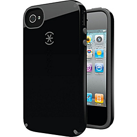 iPhone 4S Candyshell Case Black/Dark Gray