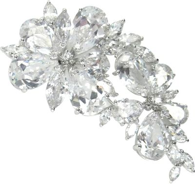 Bling by Wilkening Haute Couture Floral Brooch/Hair Pin