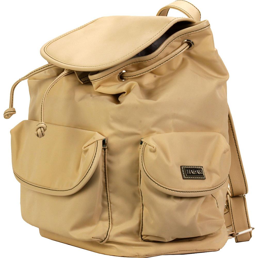 Hadaki Market Pack Semolina - Hadaki Manmade Handbags - Handbags, Manmade Handbags