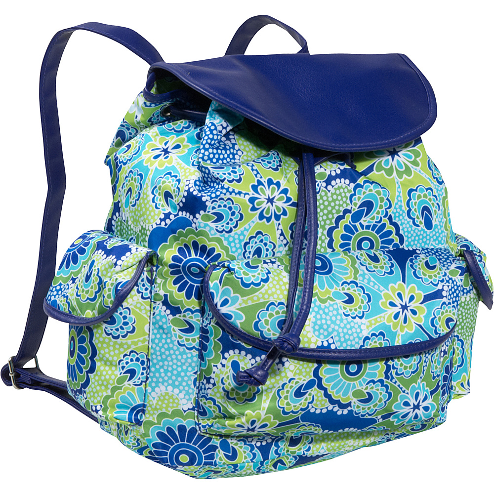 Hadaki Market Pack - Jazz Cobalt - Handbags, Manmade Handbags