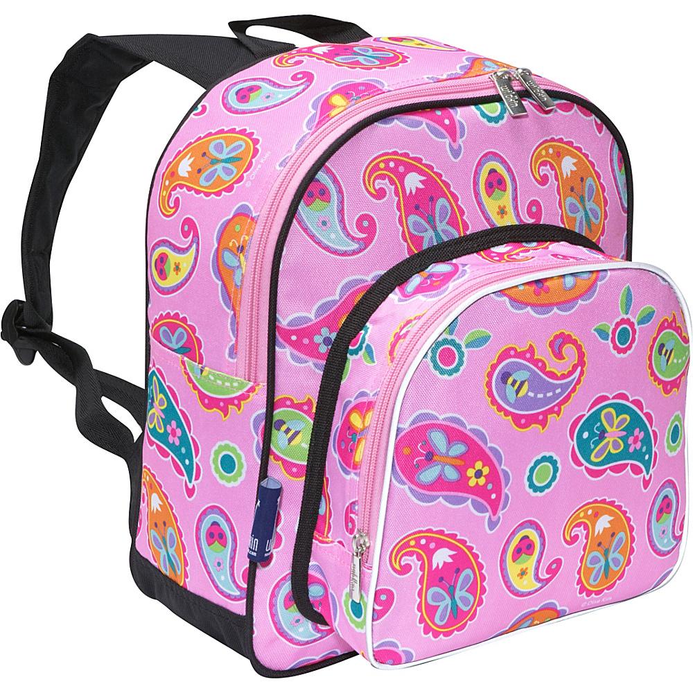 Wildkin Olive Kids Paisley Pack n Snack - Paisley - Backpacks, Everyday Backpacks