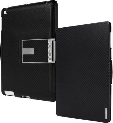 Incipio Flagship Folio for new iPad Black - Incipio Electronic Cases