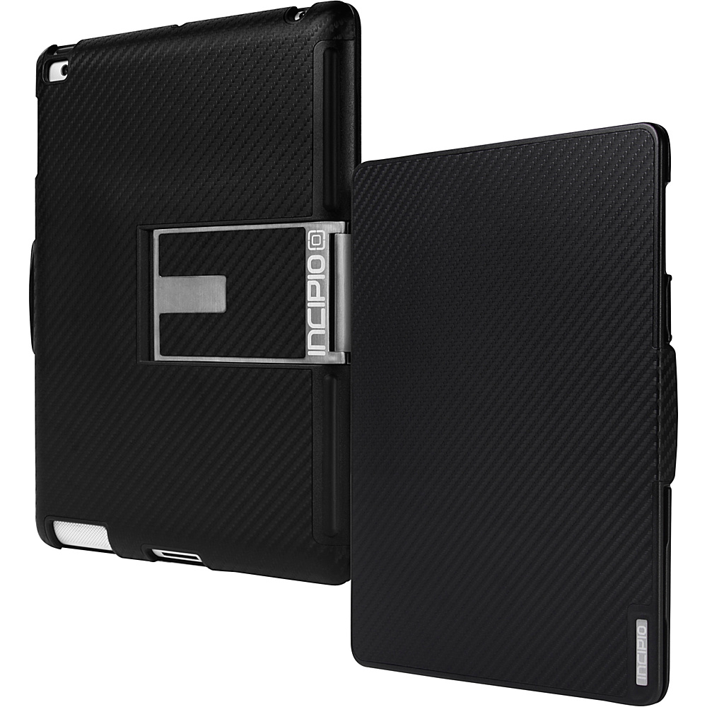 Incipio Flagship Folio for new iPad Black - Incipio Electronic Cases - Technology, Electronic Cases