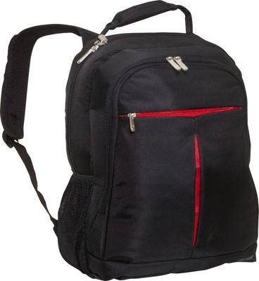 Sumdex Decode Computer Backpack-15.6 Black - Sumdex Computer Backpacks