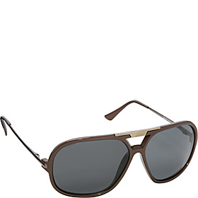 Polarized Spring Hinge Sunglasses Burgandy