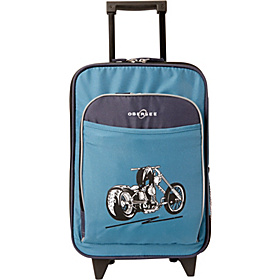 O3 Kids Motorcycle Luggage With Integrated Cooler Blue Motorcycle