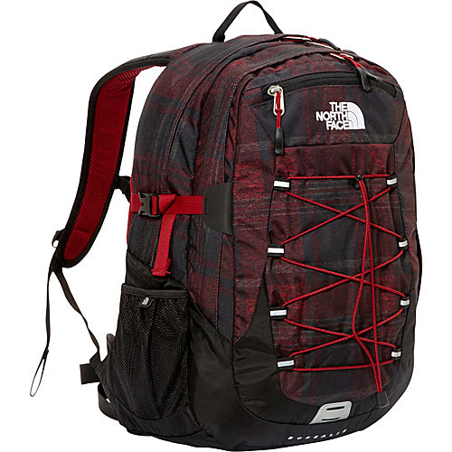Biking Red Distressed Plaid - $65.99