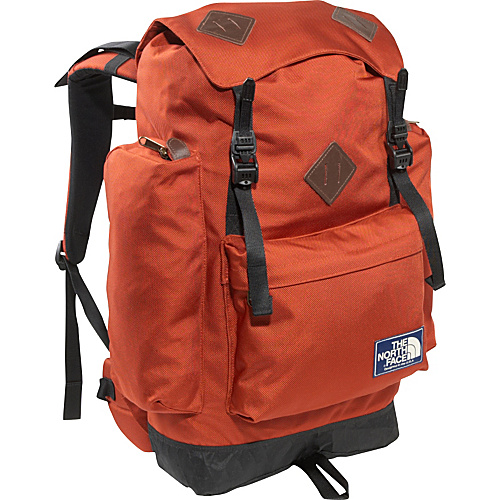 77f2b100ff2d The North Face Rucksack Red Clay/tnf Black – The North Face Laptop ...