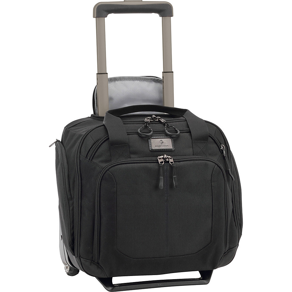 Eagle Creek EC Adventure Wheeled Tote Black - Eagle Creek Kids' Luggage