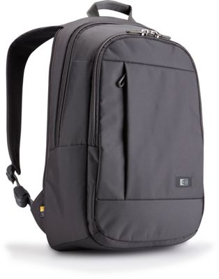 Case Logic 15.6 inch Laptop Backpack Gray - Case Logic Business & Laptop Backpacks