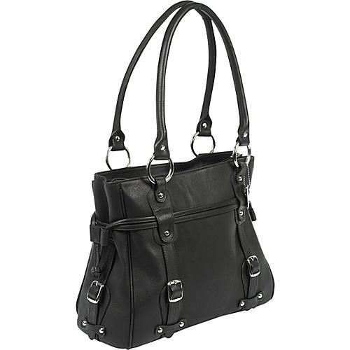 ClaireChase Valentina Handbag - Black