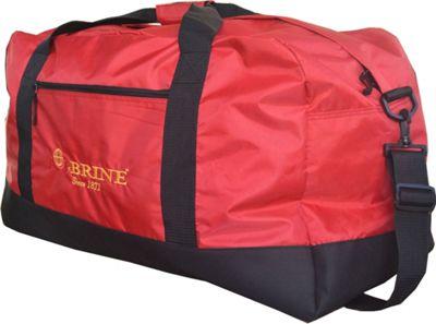 McBrine Luggage 33 inch Extra Large Travel Duffel Red - McBrine Luggage Rolling Duffels