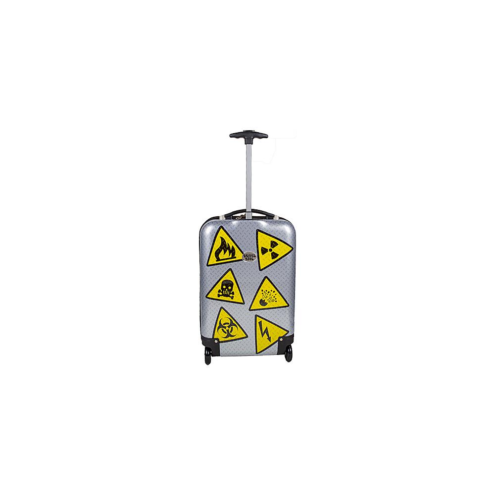 TrendyKid Travel Kool Danger Carry-On Danger - TrendyKid Kids' Luggage
