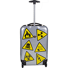 Travel Kool Danger Carry-On Danger