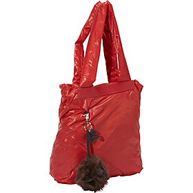 Joy Rider Tote Bag Coral