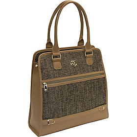 Boutique 16'' Satchel Tan