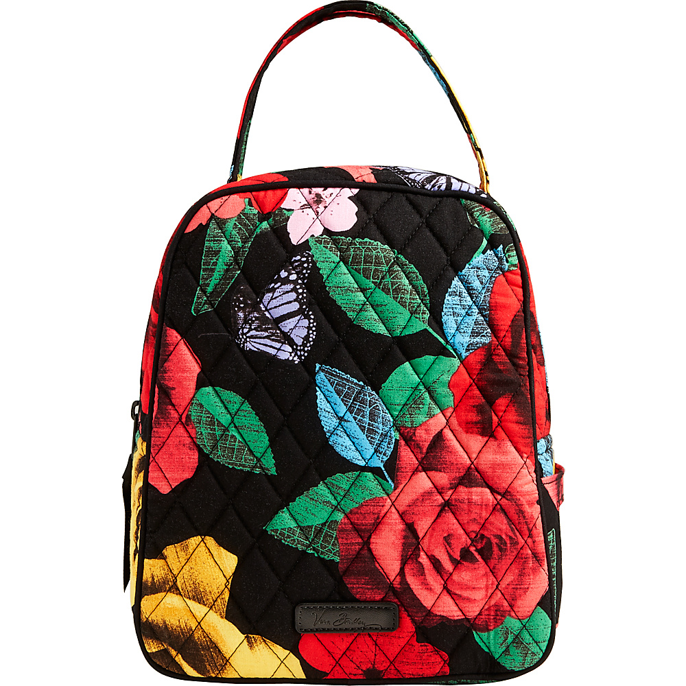 Vera Bradley Lunch Bunch Havana Rose - Vera Bradley Travel Coolers - Travel Accessories, Travel Coolers