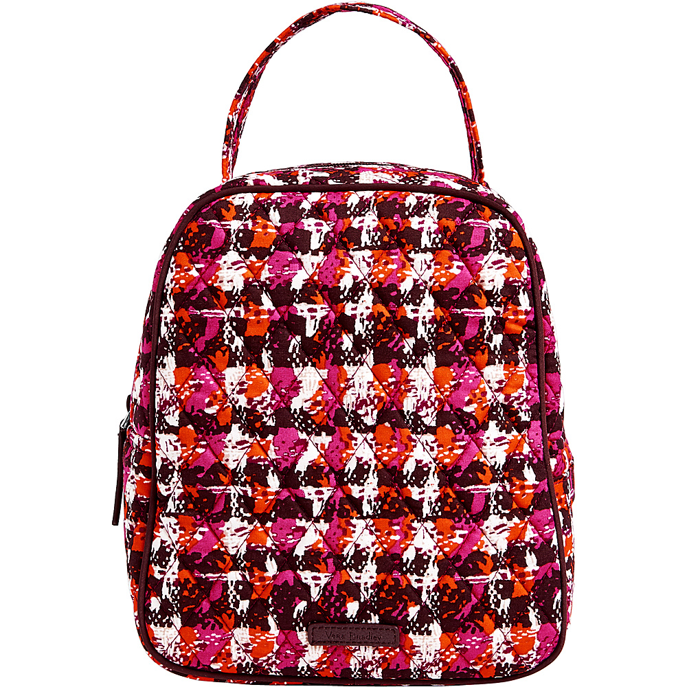 Vera Bradley Lunch Bunch Houndstooth Tweed - Vera Bradley Travel Coolers - Travel Accessories, Travel Coolers