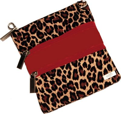 Glove It Leopard 3 Zip Bag Leopard - Glove It Sports Accessories