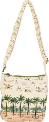Sun 'N' Sand Palm Island Green - Sun 'N' Sand Fabric Handbags