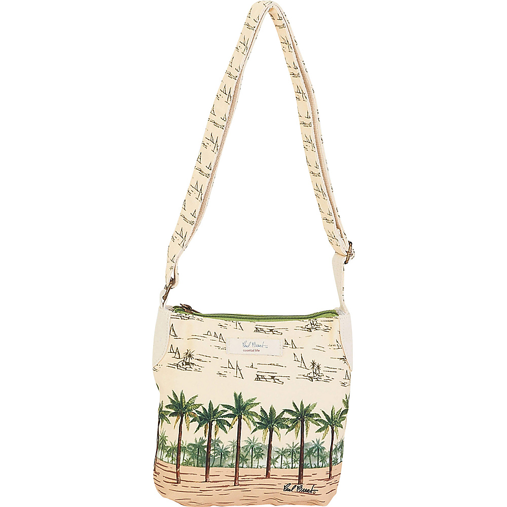 Sun N Sand Palm Island Green Sun N Sand Fabric Handbags