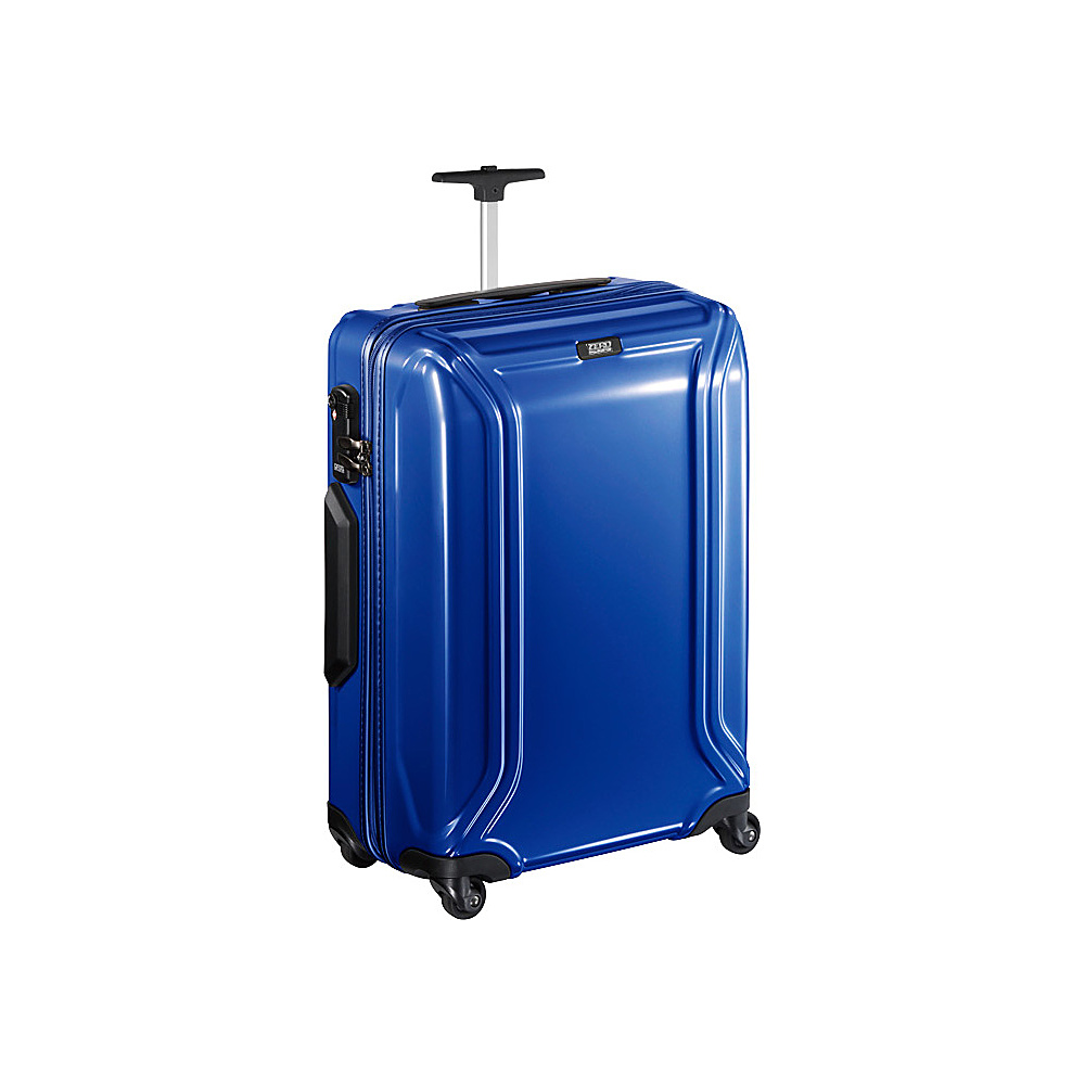 Zero Halliburton Zero Air 20 Carry On Blue Zero Halliburton Hardside Carry On