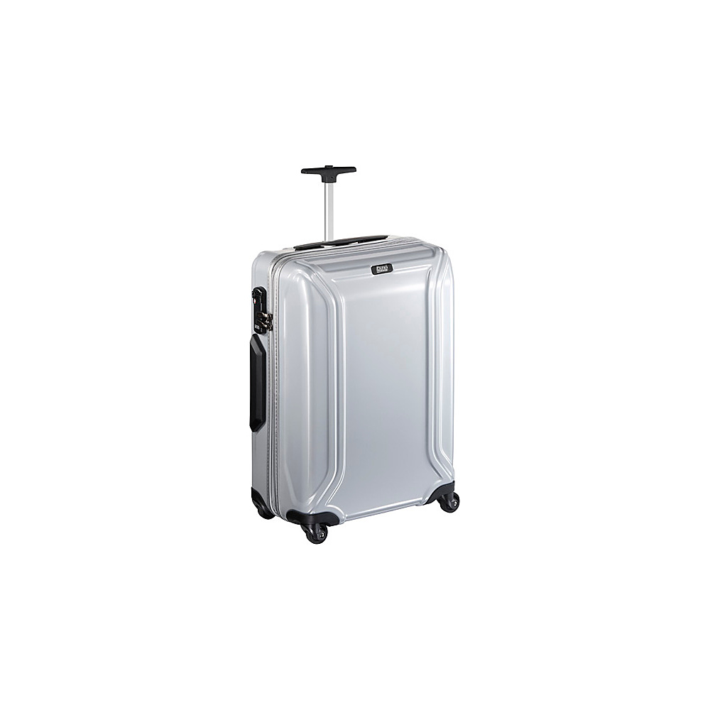Zero Halliburton Zero Air 20 Carry On Silver Zero Halliburton Hardside Carry On