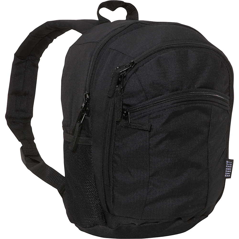 Everest Deluxe Junior Kids Backpack Black - Everest Everyday Backpacks - Backpacks, Everyday Backpacks