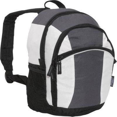Everest Deluxe Junior Kids Backpack Dark Gray/Beige/Black - Everest Everyday Backpacks