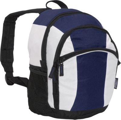 Everest Deluxe Junior Kids Backpack Navy/Beige/Black - Everest Everyday Backpacks
