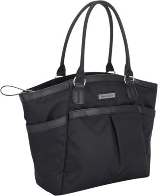 Perry Mackin Harper Tote Diaper Bag Black - Perry Mackin Diaper Bags & Accessories