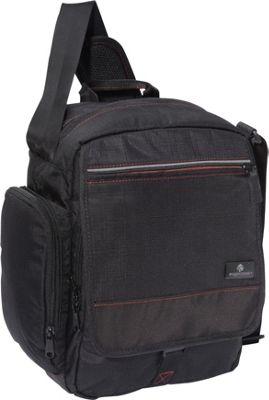 Eagle Creek Vagabond Courier Black - Eagle Creek Men's Bags
