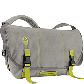 Eco-Friendly Full-Cycle Messenger Bag - M Gunmetal