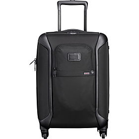 Alpha Lightweight International Carry-On Black