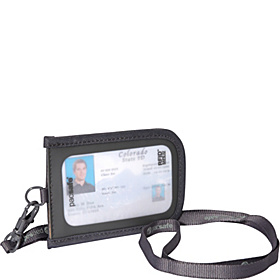 RFID-tec 25 RFID-Blocking ID Badge Holder Shadow