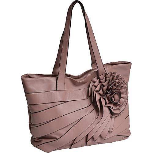 Parinda January Shoulder Bag Pink - Parinda Manmade Handbags