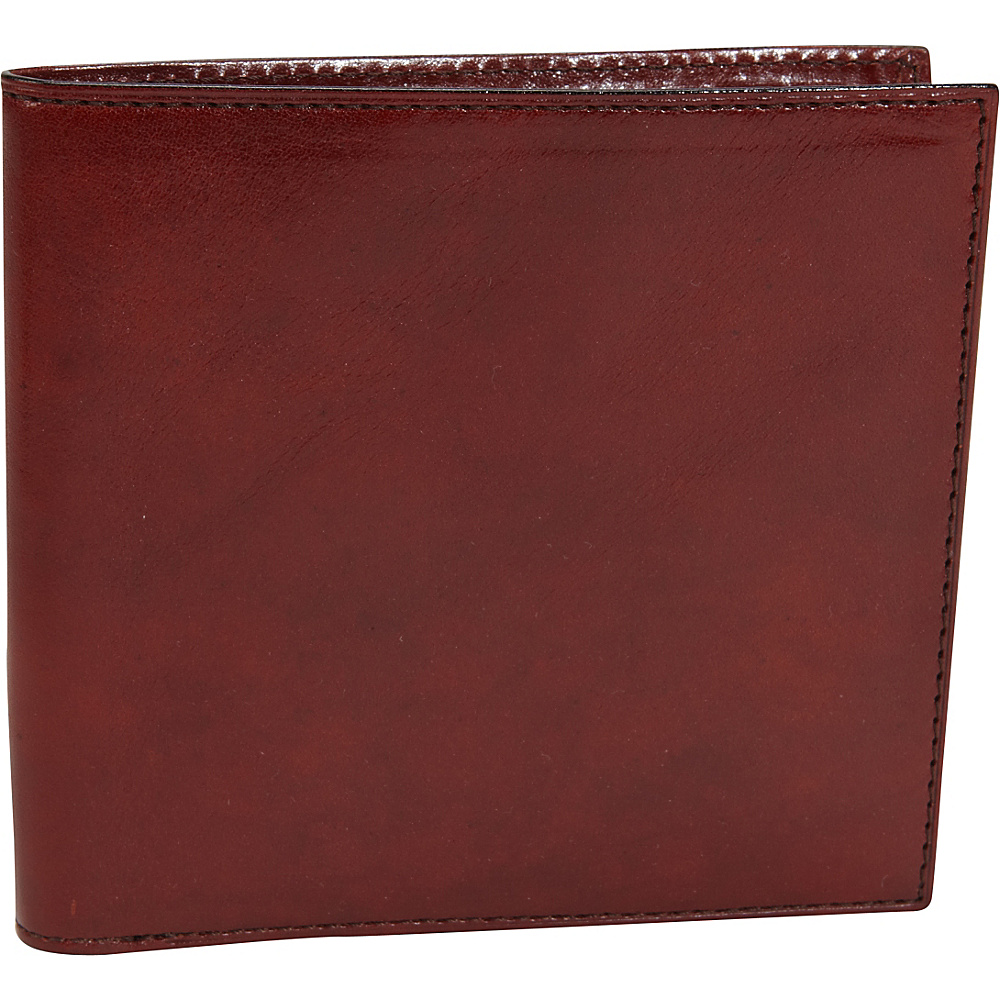 Bosca Old Leather ID Hipster Credit Card Wallet Old Leather Cognac (32) - Bosca Men's Wallets