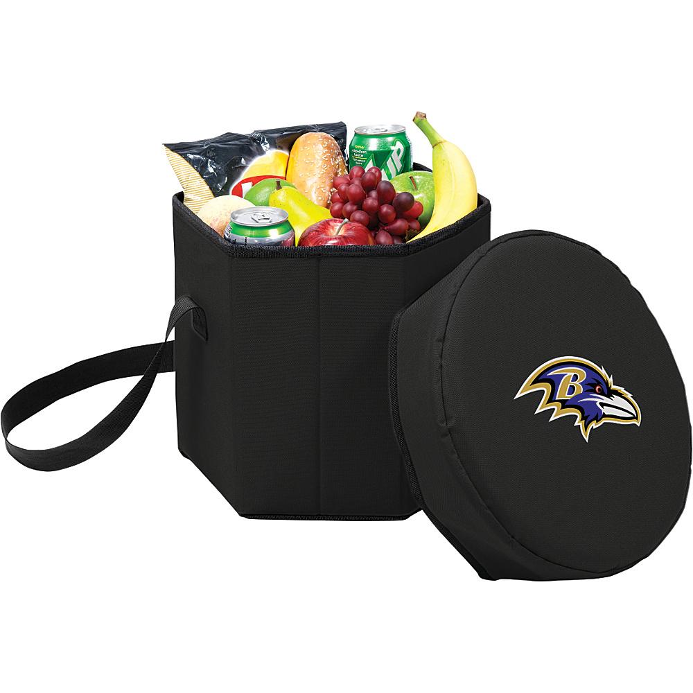 Picnic Time Baltimore Ravens Bongo Cooler Baltimore Ravens Black - Picnic Time Outdoor Coolers - Outdoor, Outdoor Coolers