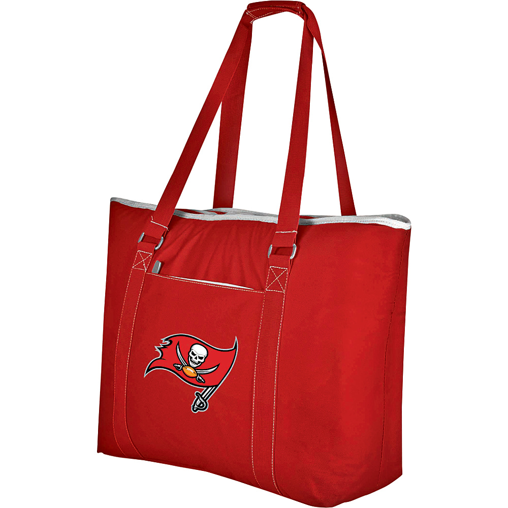 Picnic Time Tampa Bay Buccaneers Tahoe Cooler Tampa Bay Buccaneers Red - Picnic Time Outdoor Coolers - Outdoor, Outdoor Coolers