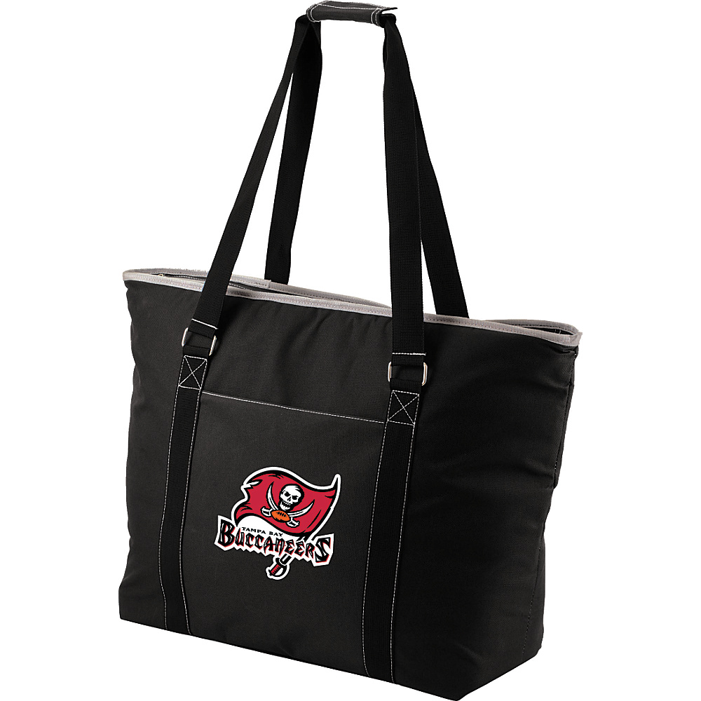 Picnic Time Tampa Bay Buccaneers Tahoe Cooler Tampa Bay Buccaneers Black - Picnic Time Outdoor Coolers - Outdoor, Outdoor Coolers