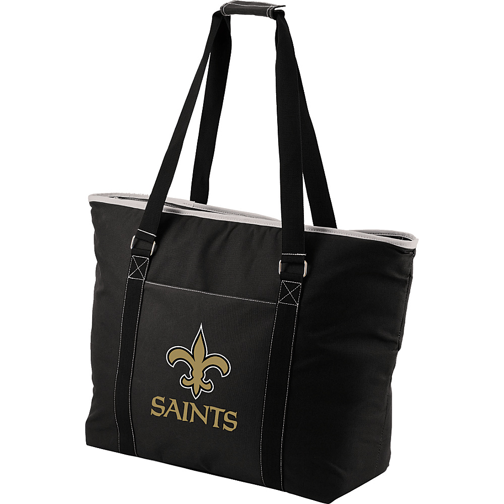 Picnic Time New Orleans Saints Tahoe Cooler New Orleans Saints Black - Picnic Time Outdoor Coolers - Outdoor, Outdoor Coolers