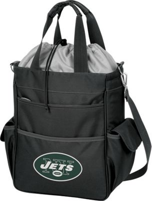 Picnic Time New York Jets Activo Cooler New York Jets Black - Picnic Time Outdoor Coolers