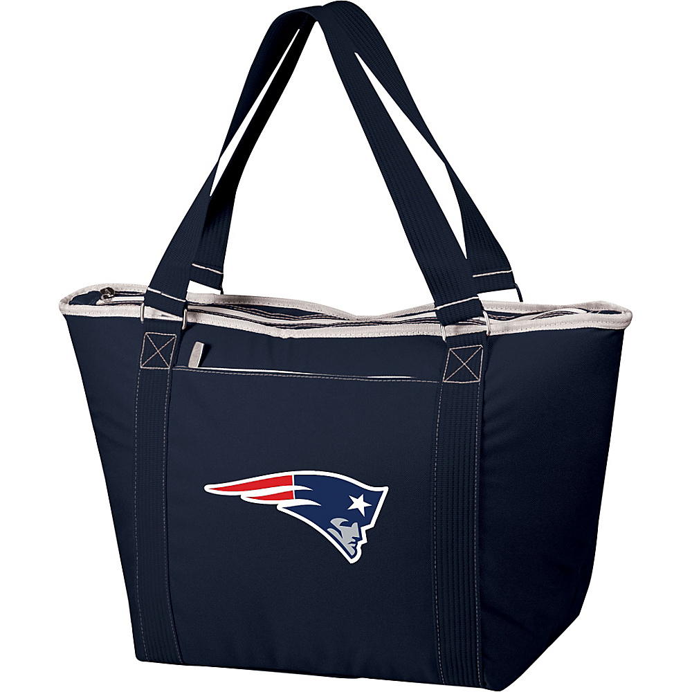 Picnic Time New England Patriots Topanga Cooler New England Patriots Navy - Picnic Time Outdoor Coolers - Outdoor, Outdoor Coolers