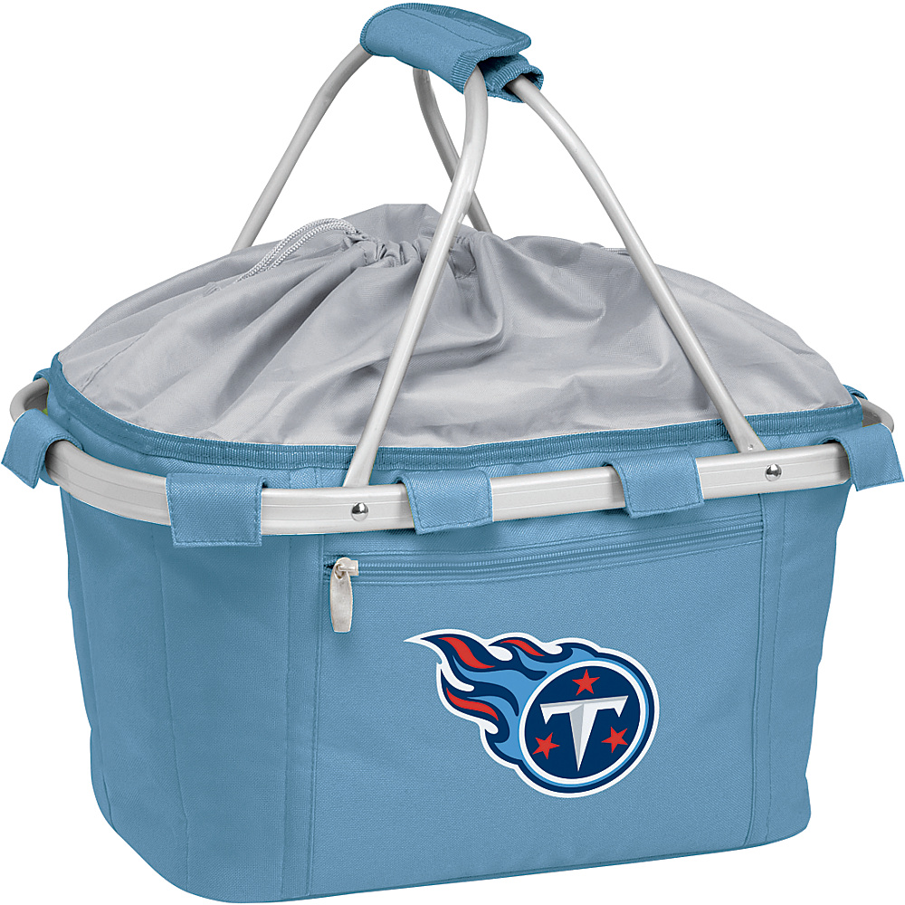 Picnic Time Tennessee Titans Metro Basket - Tennessee Outdoor Cooler NEW