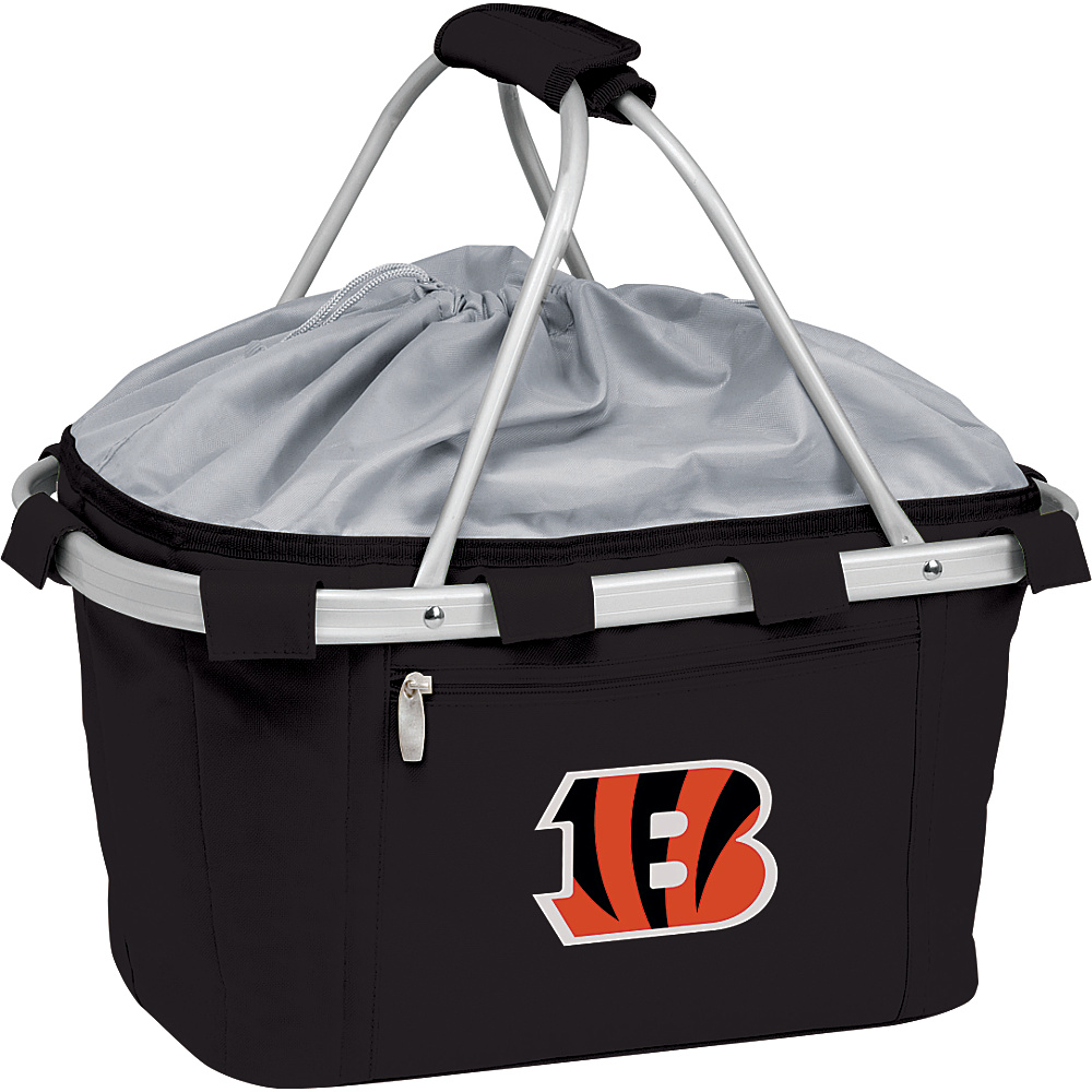 Picnic Time Cincinnati Bengals Metro Basket Cincinnati Bengals Black - Picnic Time Outdoor Coolers - Outdoor, Outdoor Coolers