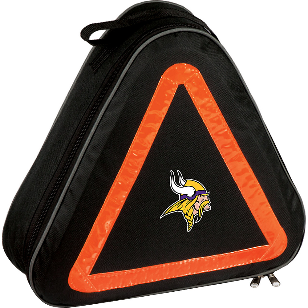 Picnic Time Minnesota Vikings Roadside Emergency Kit Minnesota Vikings - Picnic Time Trunk and Transport Organization - Travel Accessories, Trunk and Transport Organization